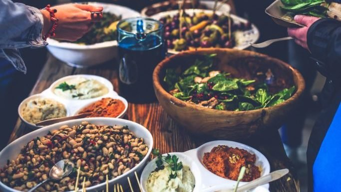 How to create potluck dishes that always hit the spot